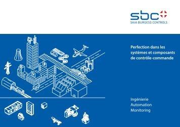 pour l'automation des infrastructures pour la ... - SBC-support