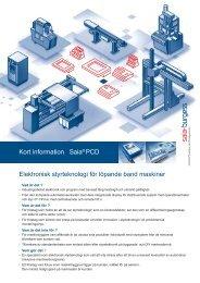 Elektronisk styrteknologi för löpande band maskiner ... - SBC-support