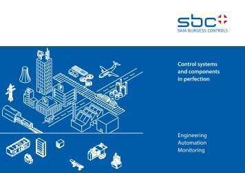 for infrastructure automation for machine control - SBC-support