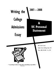Structure of a General Expository Essay Introduction Body