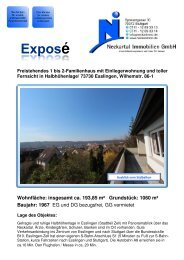 Expose Mustervorlage Haus