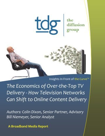 The Economics of Over-the-Top TV Delivery - How Television ...