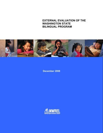 external evaluation of the washington state bilingual program