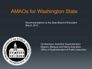 ppt - Washington State Board of Education