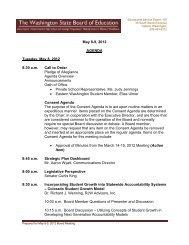 May 8-9, 2012 AGENDA Tuesday, May 8, 2012 8:30 am Call