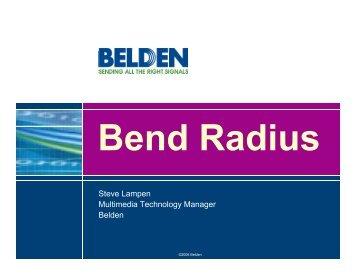 Steve Lampen Multimedia Technology Manager ... - SBE Chapter 24