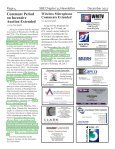 December 2012 Newsletter - SBE Chapter 24 - Page 4