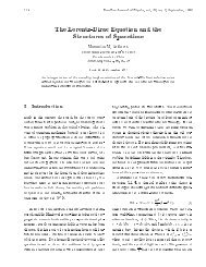 The Lorentz-Dirac Equation and the Structures of Spacetime
