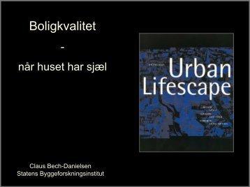 sjælen - Statens Byggeforskningsinstitut
