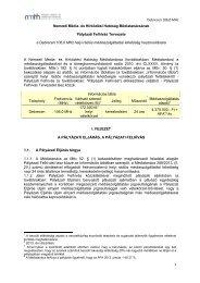 Debrecen 106,0 MHz 1 Nemzeti Média- és Hírközlési Hatóság ...
