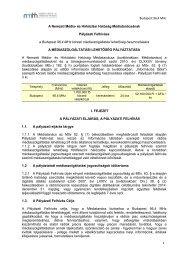 Budapest 96,4 MHz 1 A Nemzeti Média- és Hírközlési Hatóság ...