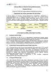 Heves 93,7 MHz 1 A Nemzeti Média- és Hírközlési Hatóság ...
