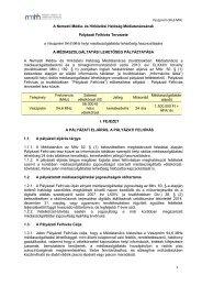 Veszprém 94,6 MHz 1 A Nemzeti Média- és Hírközlési Hatóság ...