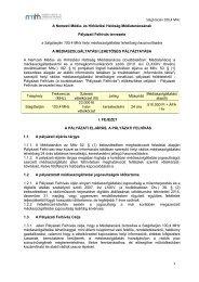 Salgótarján 100,4 MHz 1 A Nemzeti Média- és Hírközlési Hatóság ...
