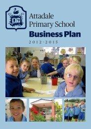 Business Plan - Attadale Primary School