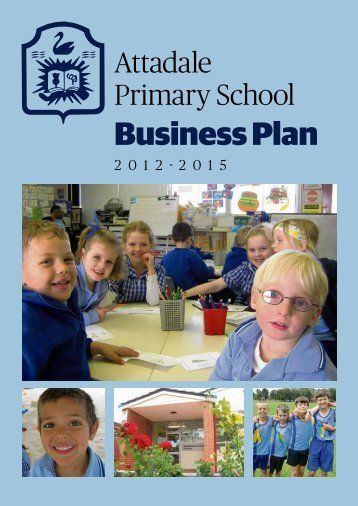 Business Plan - Attadale Primary School