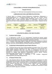 Gyöngyös 101,7 MHz 1 A Nemzeti Média- és Hírközlési Hatóság ...