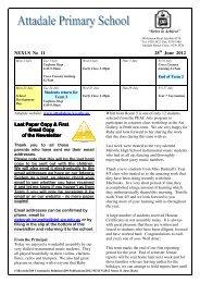 NEXUS No 11 28 June 2012 Last Paper Copy Paper Copy Paper ...