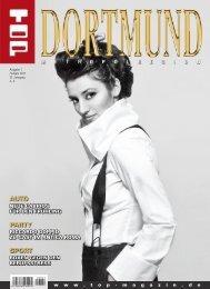 2011-01 | Frühjahr: TOP Magazin Dortmund