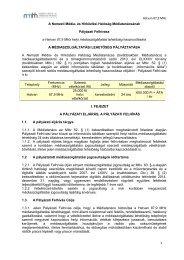 Hatvan 87,9 MHz 1 A Nemzeti Média- és Hírközlési Hatóság ...