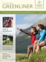 GreenLiner Magazin Sommer 2014