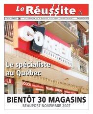 québec - La Réussite