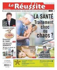 Réussite Vol.6 No.3 - La Réussite