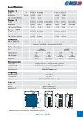 Spezifikation - Pericom AG - Seite 7