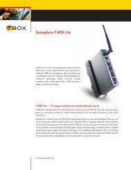 Semaphore T-BOX Lite