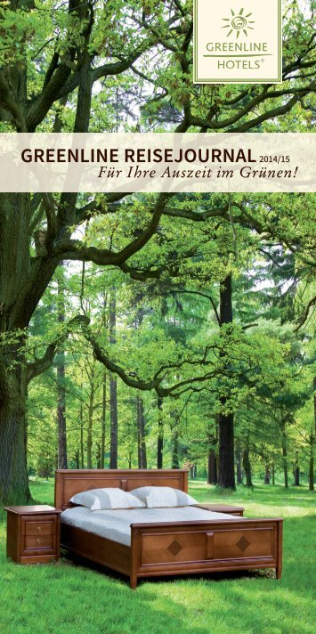 GreenLine Reisejournal 2014/2015