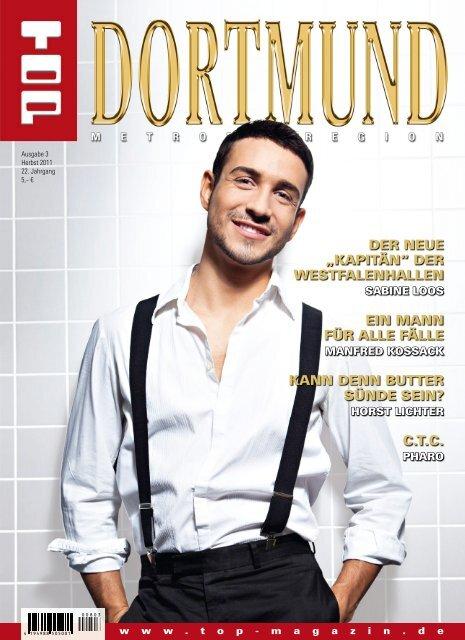 2011-03 | Herbst: TOP Magazin Dortmund