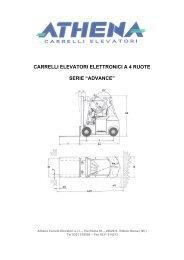 ADVANCE - Athena - carrelli elevatori