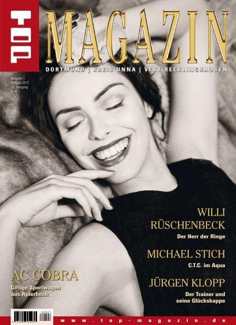 2012-01 | Frühjahr: TOP Magazin Dortmund
