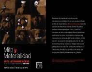 Mito y Materialidad - Santa Barbara Museum of Art