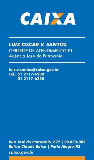 LUIZ OSCAR V. SANTOS
