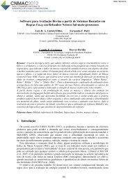 Software para Avaliação Bovina a partir de Sistemas Baseados em ...