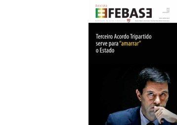 Revista FEBASE 17 de janeiro 2012 - Sindicato dos Bancários do ...