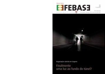 Revista FEBASE 12 de Outubro 2010 - Sindicato dos Bancários do ...