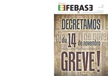 Revista FEBASE 13 de novembro 2012 - Sindicato dos Bancários ...