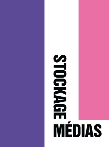 12_STOCKAGE MEDIAS catalogue | FR | .pdf