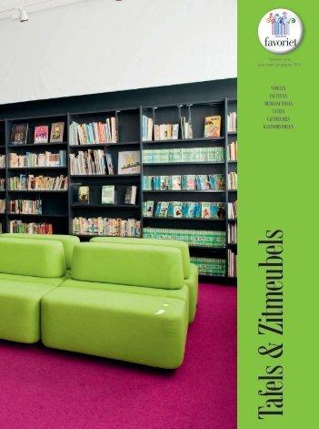 Tafels & Zitmeubels catalogus 2011/2012 | NL | .pdf