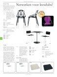 Tafels & Zitmeubels catalogus 2011/2012 | NL | .pdf - Page 6