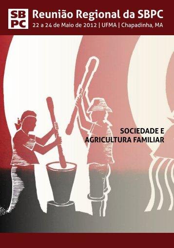 Programação Científica - Sociedade Brasileira para o Progresso da ...