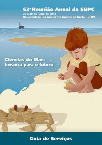 62a Reunião Anual da SBPC - Sociedade Brasileira para o ...