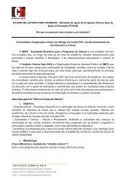 Carlos Alberto Seixas - Sociedade Brasileira para o Progresso da ...
