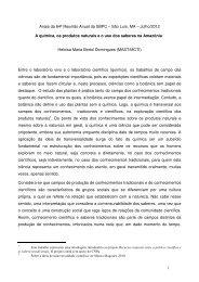 Heloisa Maria Bertol Domingues - Sociedade Brasileira para o ...