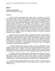 Metáfora Antonio Luciano Pontes (Universidade Estadual do Ceará ...