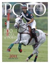 Celebrating Santa Barbara Polo & Racquet Club's Centennial Year