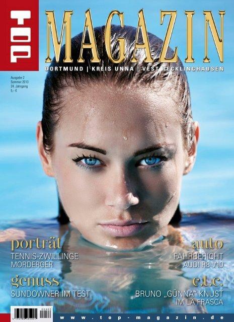 2013-02 | Sommer: TOP Magazin Dortmund