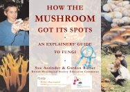 How the mushroom - North American Mycological Association